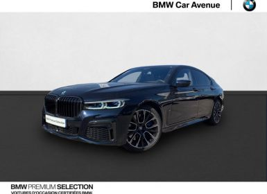 Achat BMW Série 7 750dA xDrive 400ch M Sport Occasion