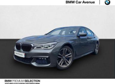 Vente BMW Série 7 750dA xDrive 400ch M Sport Occasion