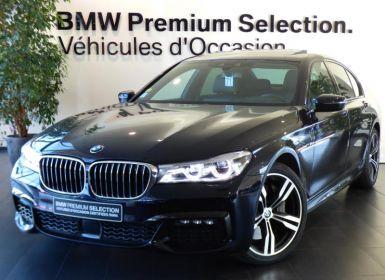 Achat BMW Série 7 750dA xDrive 400ch M Sport Euro6c Occasion