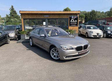 Vente BMW Série 7 (F01/F02) 730D 245CH EXCLUSIVE Occasion