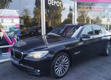 Vente BMW Série 7 (F01/F02) 730D 245CH EXCLUSIVE INDIVIDUAL Occasion