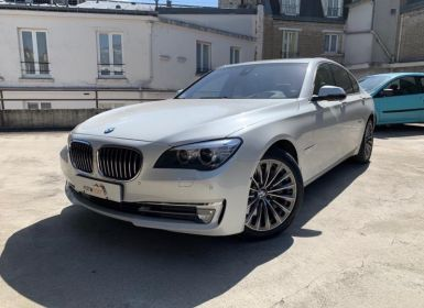 Vente BMW Série 7 (F01/F02) 750IA XDRIVE 450CH EXCLUSIVE ULTIMATE Occasion