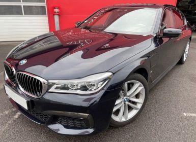 Vente BMW Série 7 G11 740eA iPerformance 326ch M Sport Occasion