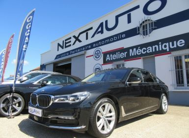Achat BMW Série 7 (G11/G12) 740IA 326CH EXCLUSIVE Occasion