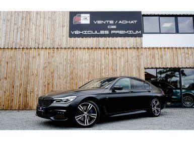 Vente BMW Série 7 SERIE 730d xDrive Individual - BLACK FIRE EDITION - FULL OPTIONS Occasion