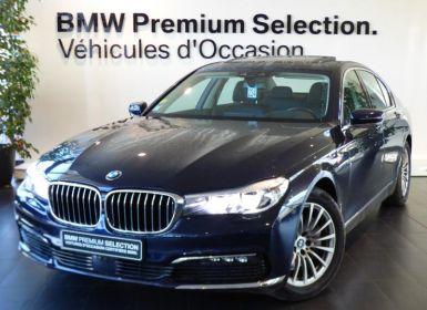 Acheter BMW Série 7 Serie 730dA 265ch Occasion