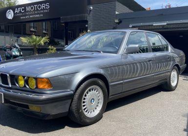 Vente BMW Série 7 SERIE E32 730i V 8 218 Ch BVA Occasion