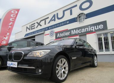 Acheter BMW Série 7 SERIE (F01/F02) 750XLI 407CH EXCLUSIVE INDIVIDUAL Occasion