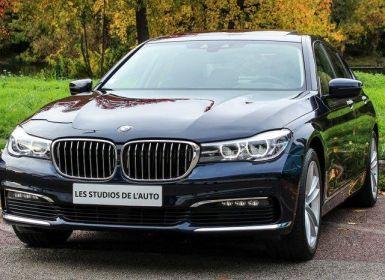 BMW Série 7 SERIE VI (G11/G12) 740iA 326ch Exclusive Occasion