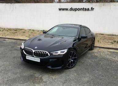 Voiture BMW Série 8 Serie Gran Coupe 840dA 320ch xDrive M Sport Technic Neuf