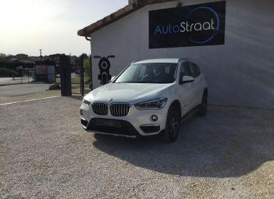 Vente BMW X1 1.8 D 150 X-LINE SDRIVE BVA Occasion