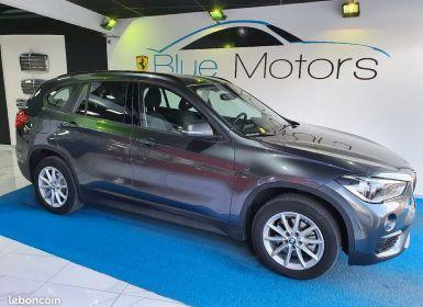 BMW X1 18D S-drive BVA