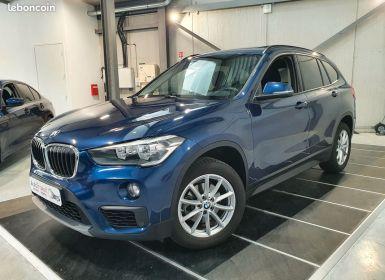 Vente BMW X1 18D SDRIVE BUSINESS 2018 / 65 300 KMS / TOIT OUVRANT PANO / GPS / PARK ASSIST / 1ERE MAIN Occasion