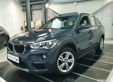 BMW X1 18D SDRIVE BUSINESS DESIGN BVA / GPS / TOIT OUVRANT / PARK ASSIST / SIEGES SPORT / 1ERE MAIN