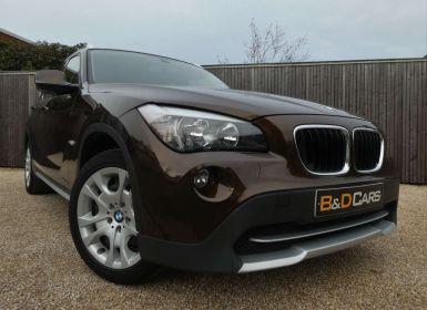 Vente BMW X1 2.0 d VERKOCHT SOLD VENDU VERKAUFT Occasion