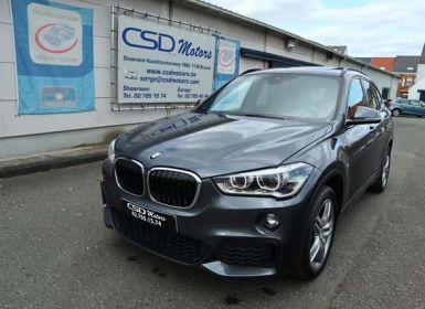 Vente BMW X1 2.0 dAS sDrive18 M PACK PANORAMIC ROOF SPORT SEATS Occasion