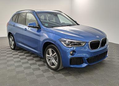 Achat BMW X1 BMW X1 sDrive 20i 192 ch Steptronic M Sport Occasion