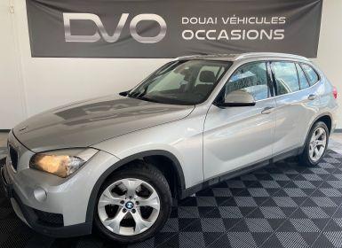 Vente BMW X1 (E84) (2) SDRIVE16D LOUNGE BVA8 Occasion