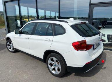 Vente BMW X1 E84 xDrive 20d 177 ch Confort A Occasion