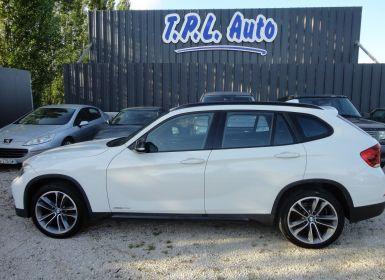 BMW X1 (E84) XDRIVE20D 184CH SPORT