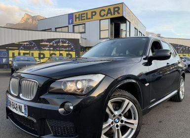 Vente BMW X1 (E84) XDRIVE23DA 204CH SPORT DESIGN Occasion