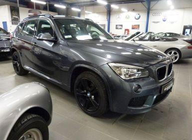 BMW X1 (E84) XDRIVE25DA 218CH M SPORT