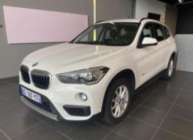 Vente BMW X1 F48 SDRIVE 16D 116 CH BUSINESS Occasion
