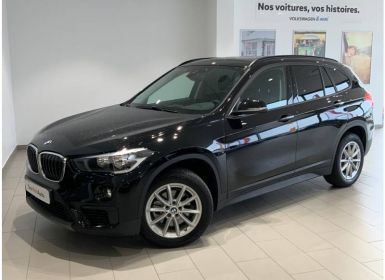 Voiture BMW X1 F48 sDrive 18i 140 ch DKG7 Lounge Occasion