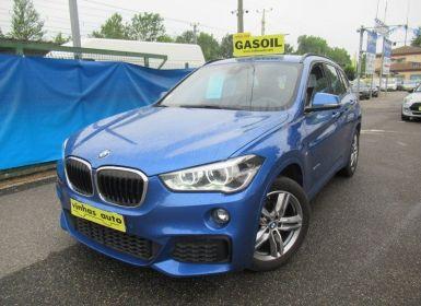 Vente BMW X1 (F48) SDRIVE18D 150CH M SPORT Occasion