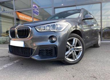 Vente BMW X1 (F48) SDRIVE18IA 140CH M SPORT DKG7 Occasion