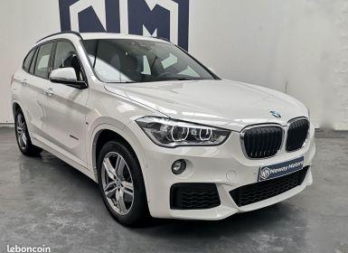 Achat BMW X1 (f48) xdrive 20d m sport bva8 / camera / tete haute Occasion