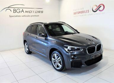 Vente BMW X1 F48 xDrive 25d 231 ch BVA8 M Sport Occasion