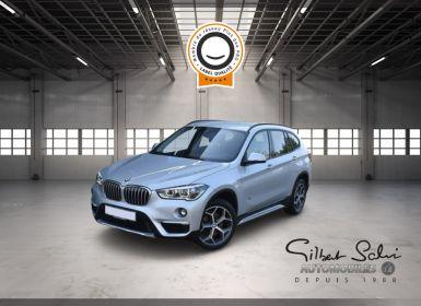 Achat BMW X1 II (F48) xDrive18dA 150ch xLine Occasion