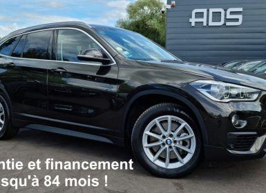 Vente BMW X1 II (F48) xDrive20dA 190ch Business Design Occasion