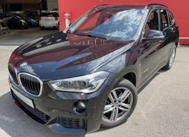 Achat BMW X1 II (F48) xDrive25iA 231ch M Sport Occasion