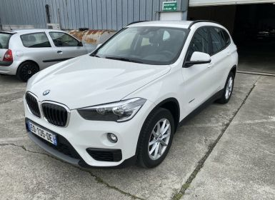 Achat BMW X1 SDRIVE 16D 116 CH Lounge Occasion