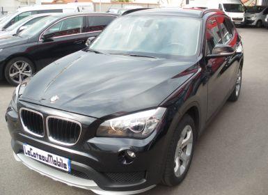 Vente BMW X1 SDrive 18 D 143cv Occasion