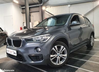 BMW X1 SDRIVE 18D SPORT / GPS / CUIR CHAUFFANT / CAMERA / PARK ASSIST / 1ERE MAIN