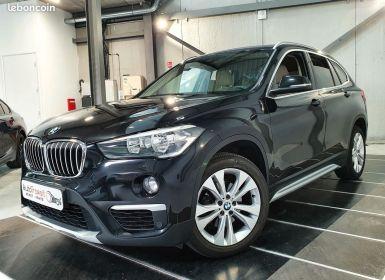 BMW X1 SDRIVE 18D XLINE 150 CH 61 400 KMS / CUIR CHAUFFANT / GPS / KEYLESS / PARK ASSIST / 1ERE MAIN