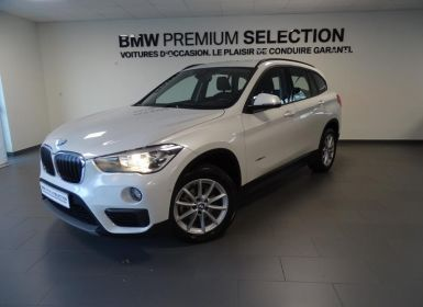 Achat BMW X1 sDrive16d 116ch Business Design Occasion