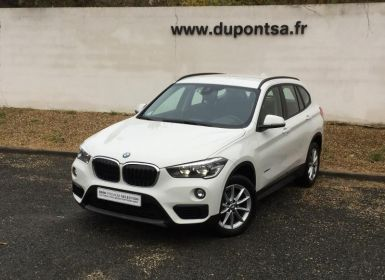 Voiture BMW X1 sDrive16d 116ch Lounge Occasion