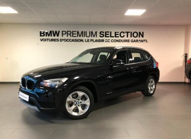 Vente BMW X1 sDrive16d 116ch Lounge Occasion