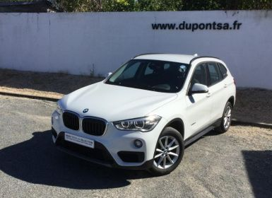 Vente BMW X1 sDrive16d 116ch Lounge Occasion