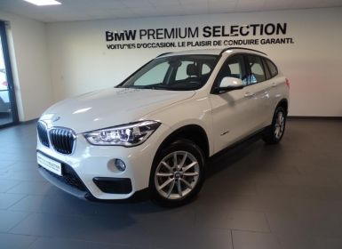 Achat BMW X1 sDrive16d 116ch Lounge Occasion