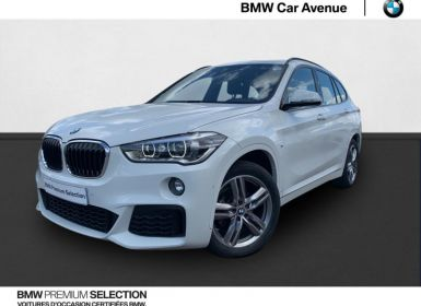 Vente BMW X1 sDrive16d 116ch M Sport Occasion
