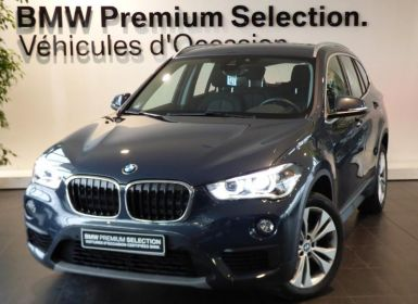 Vente BMW X1 sDrive16dA 116ch Business Design DKG7 Euro6d-T Occasion