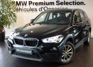 Achat BMW X1 sDrive16dA 116ch Business Design DKG7 Euro6d-T Occasion