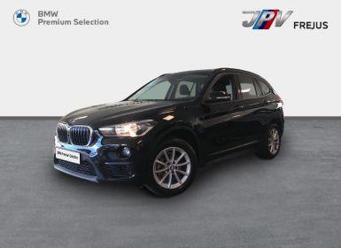 Achat BMW X1 sDrive16dA 116ch Lounge DKG7 Occasion