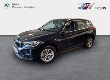 BMW X1 sDrive18d 150ch Business Design
