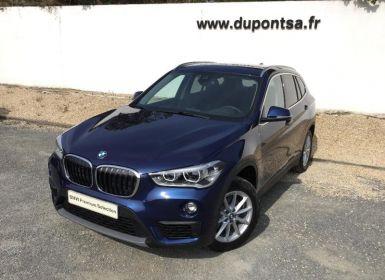 BMW X1 sDrive18d 150ch Business Design Euro6d-T Occasion